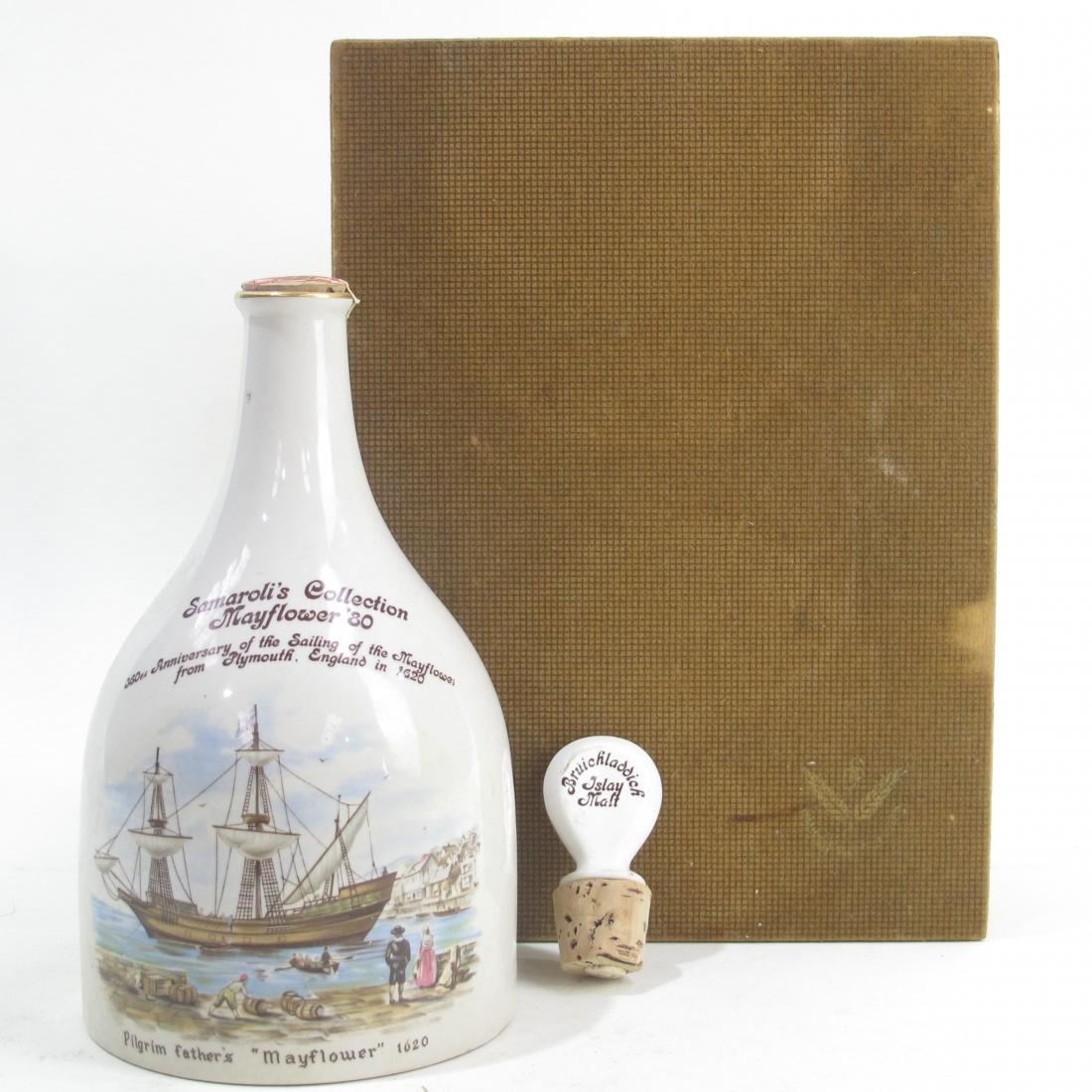 Bruichladdich 15 Year Old Samaroli's Collection / Mayflower '80