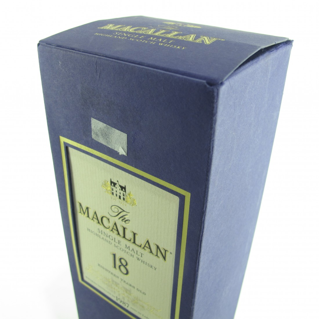 Macallan 1987 18 Year Old 75cl / US Import