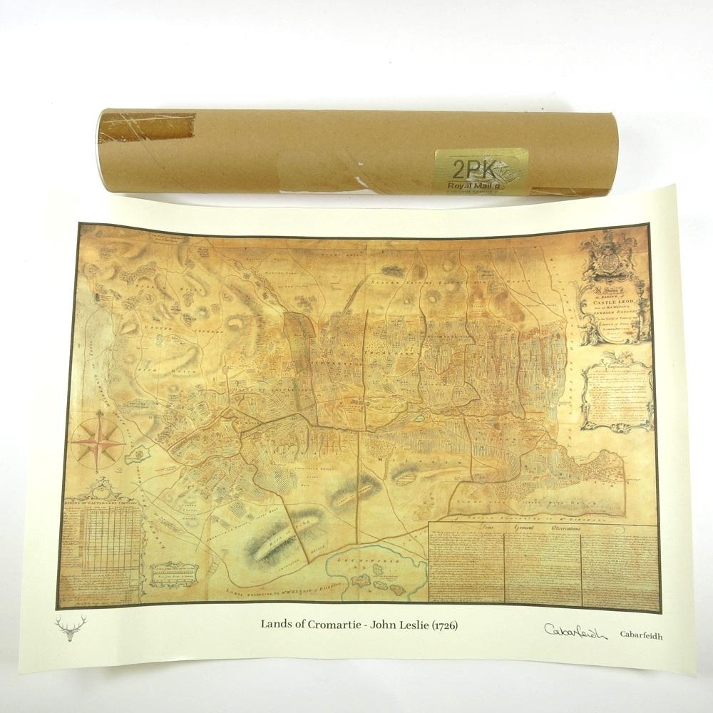 Dalmore / Lands of Cromartie Print
