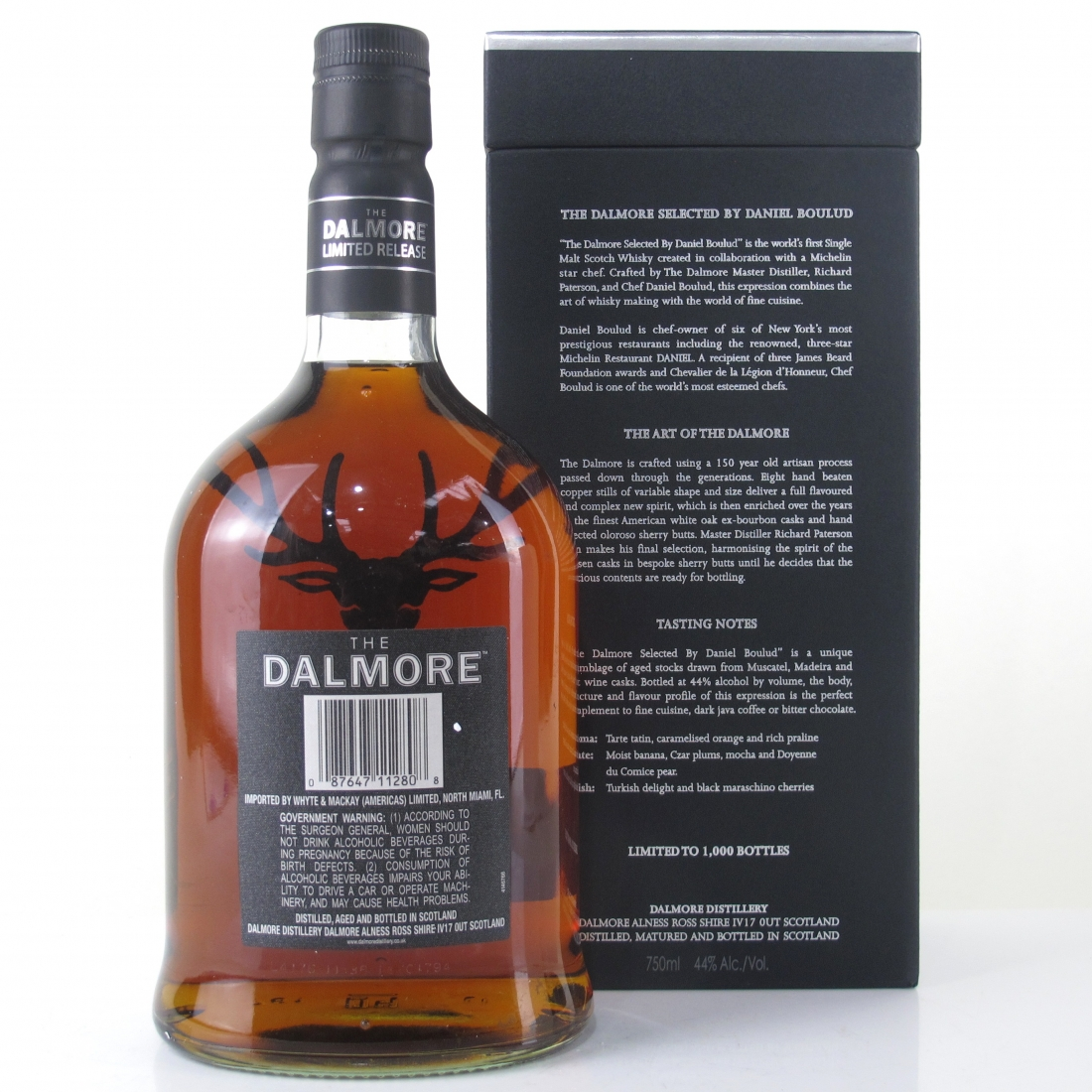 Dalmore Daniel Boulud / US Exclusive