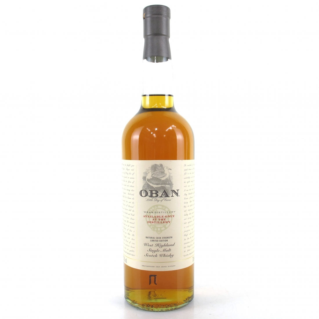 Oban Distillery Exclusive Limited Edition