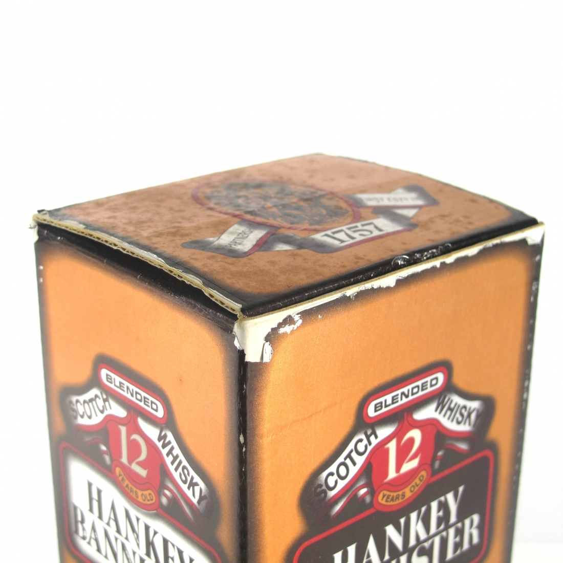 Hankey Bannister 12 Year Old 1970s / Italian Import