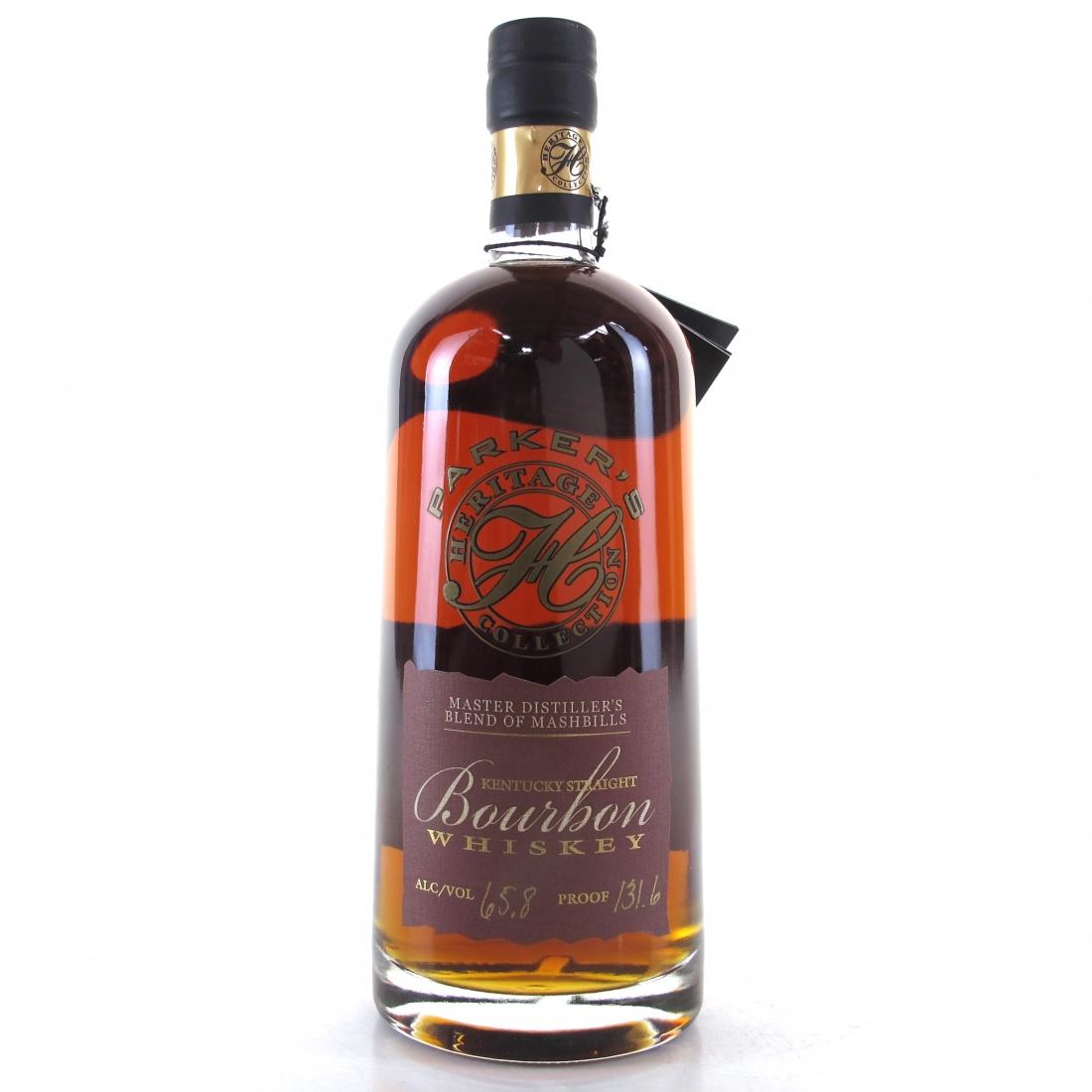 Parker's Heritage Collection Master Distiller's Blend of Mashbills