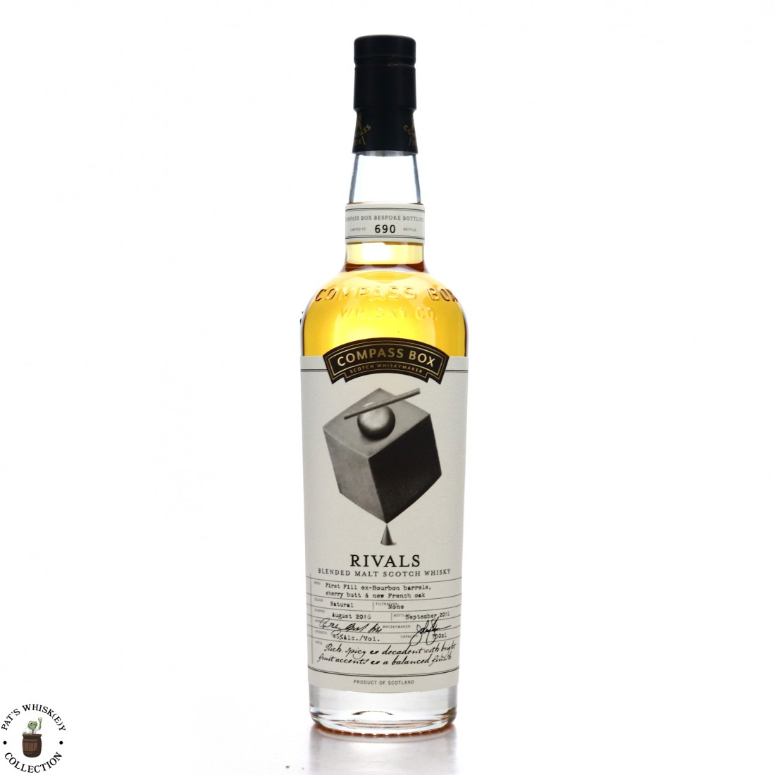 Compass Box Rivals 75cl / US