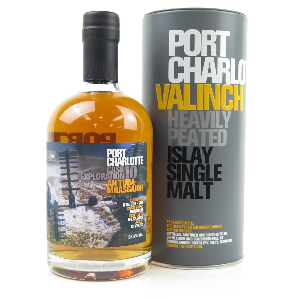 Port Charlotte Valinch Exploration #10 An Tuba-Mhasgaidh
