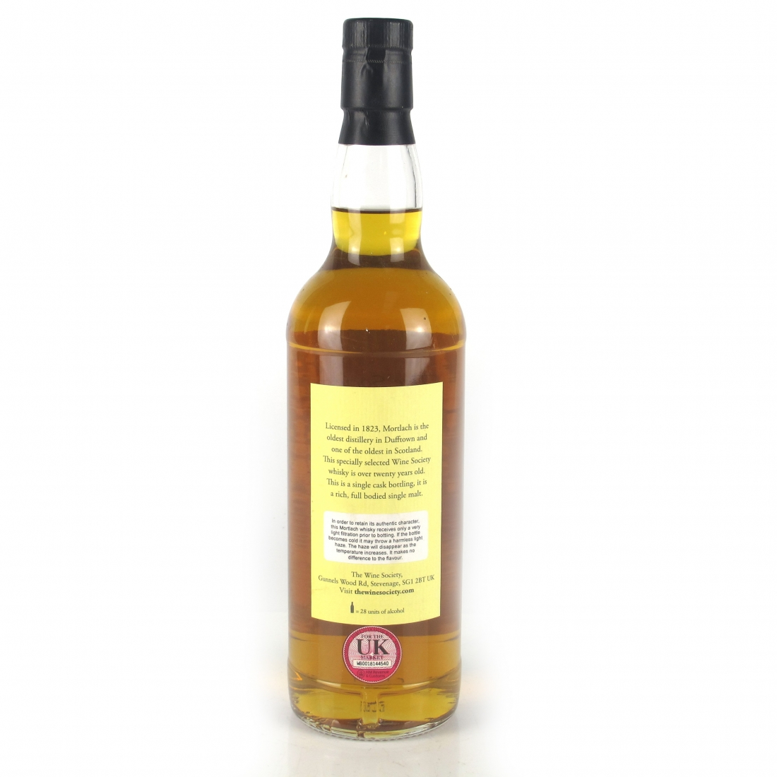 Mortlach 20 Year Old / The Wine Society