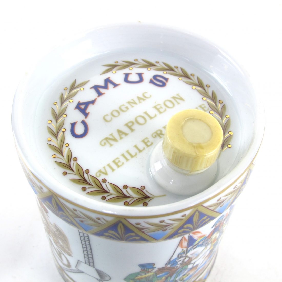 Camus Napoleon Cognac Decanter 1970s