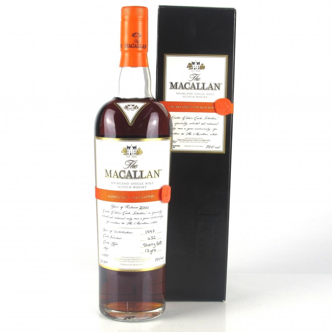 Macallan 1997 Easter Elchies 2010