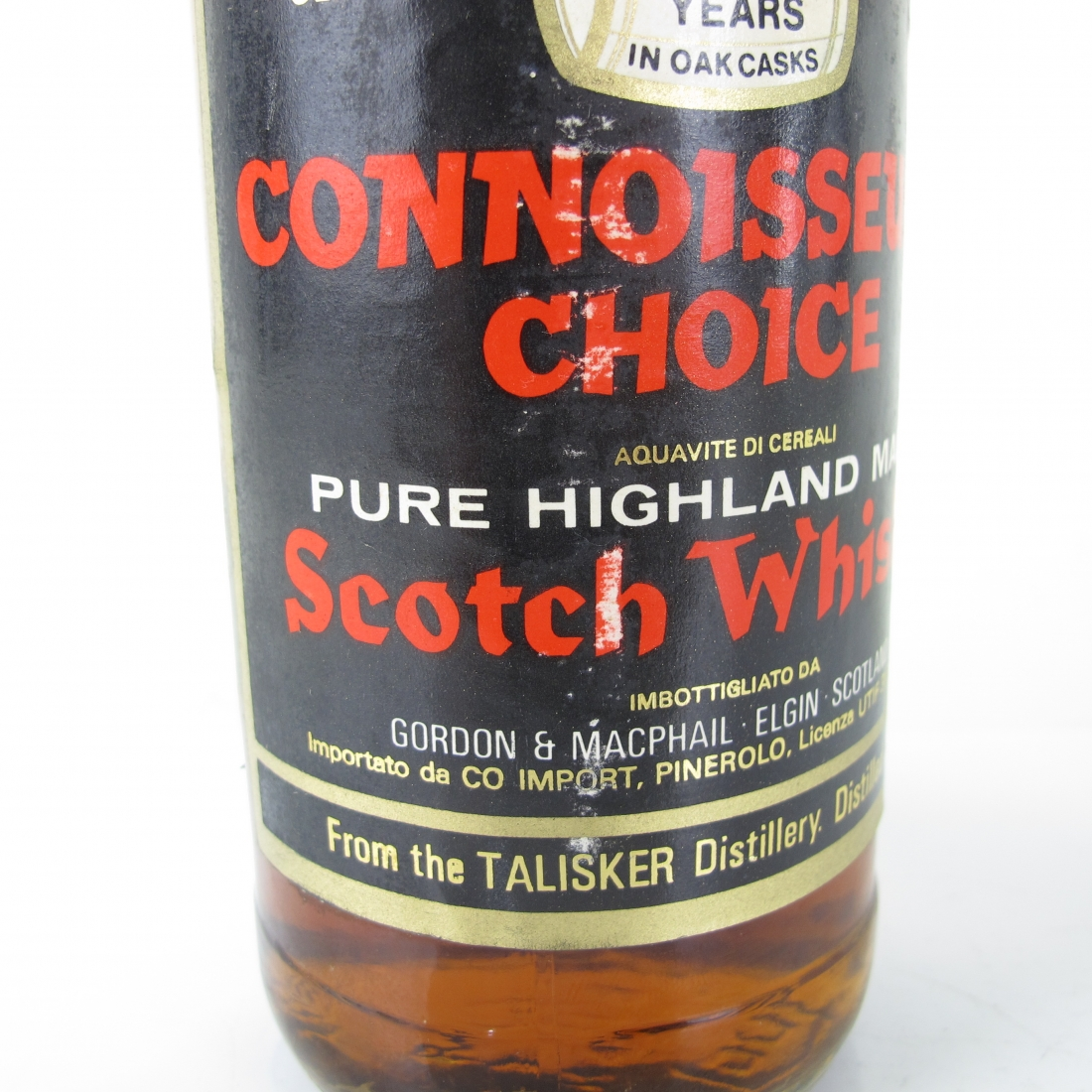 Talisker 1953 Gordon and MacPhail 24 Year Old / Pinerolo