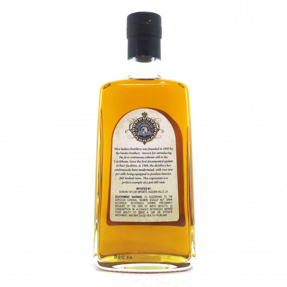 West Indies 1986 Duncan Taylor Single Cask Rum 75cl / US Import