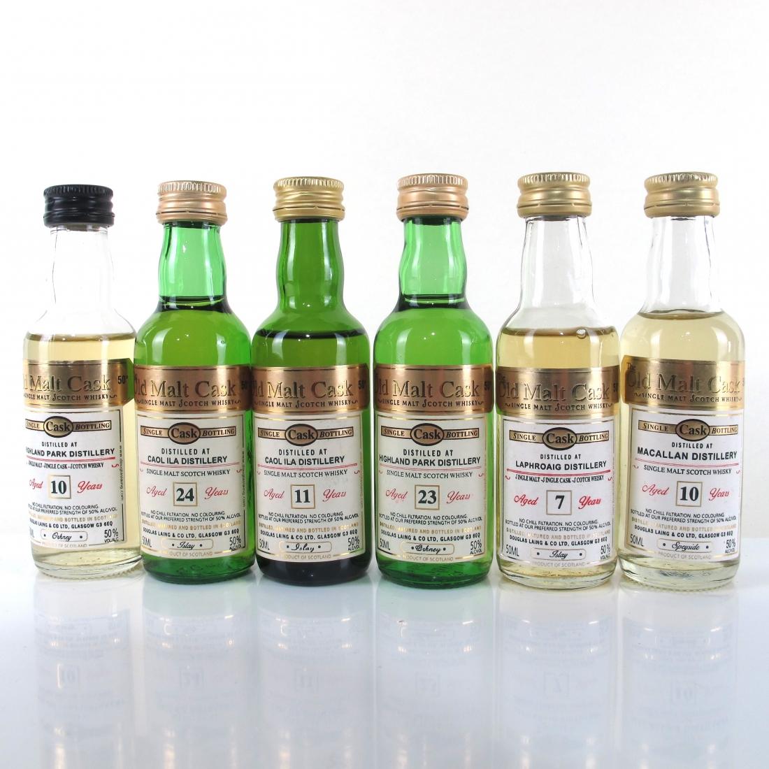 Douglas Laing Miniature Selection 6 x 5cl