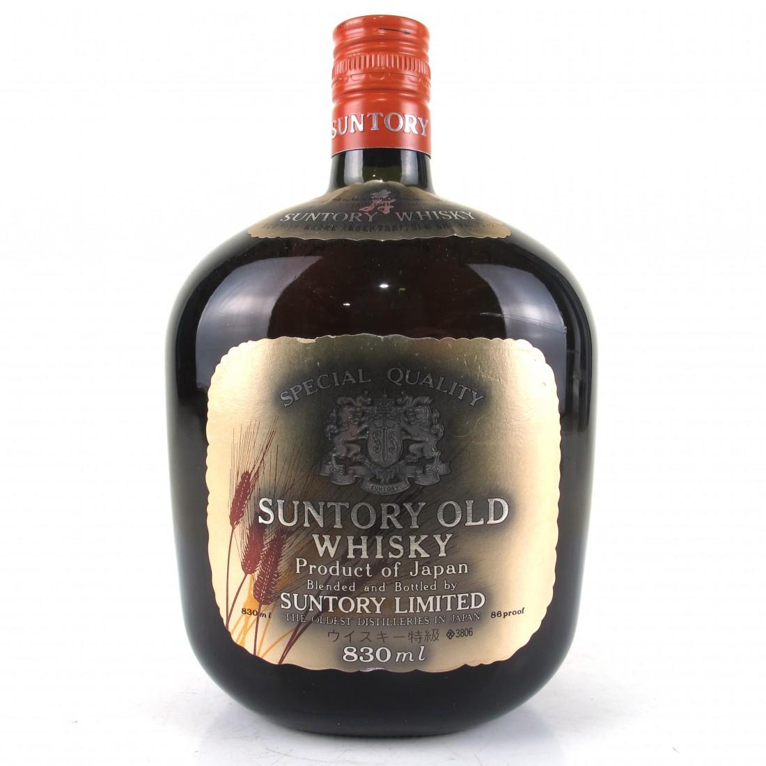 Suntory Old Whisky 83cl