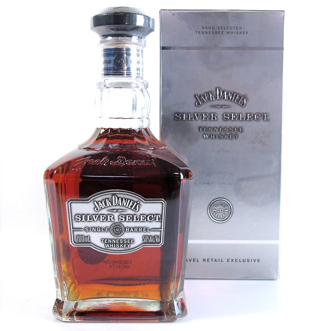 Jack Daniel S Silver Select Whisky Auctioneer