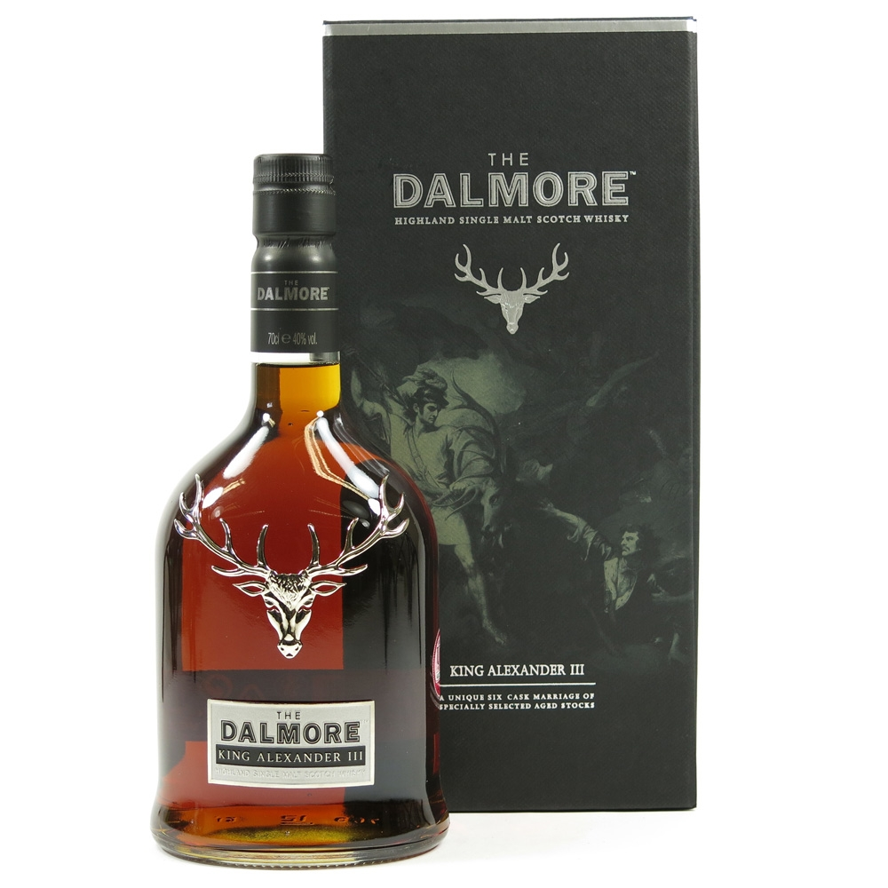 Dalmore King Alexander III Front
