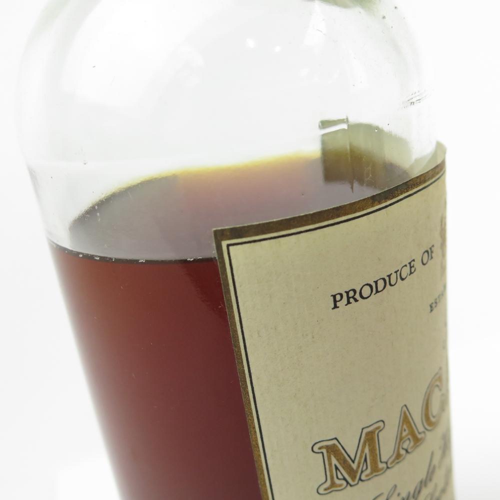 Macallan 1964 / Low Fill