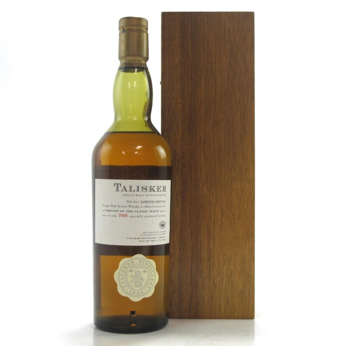 Talisker 1989 Friends of The Classic Malts