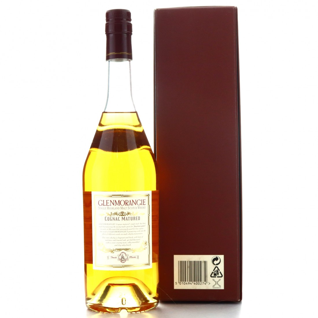 Glenmorangie 14 Year Old Cognac Matured