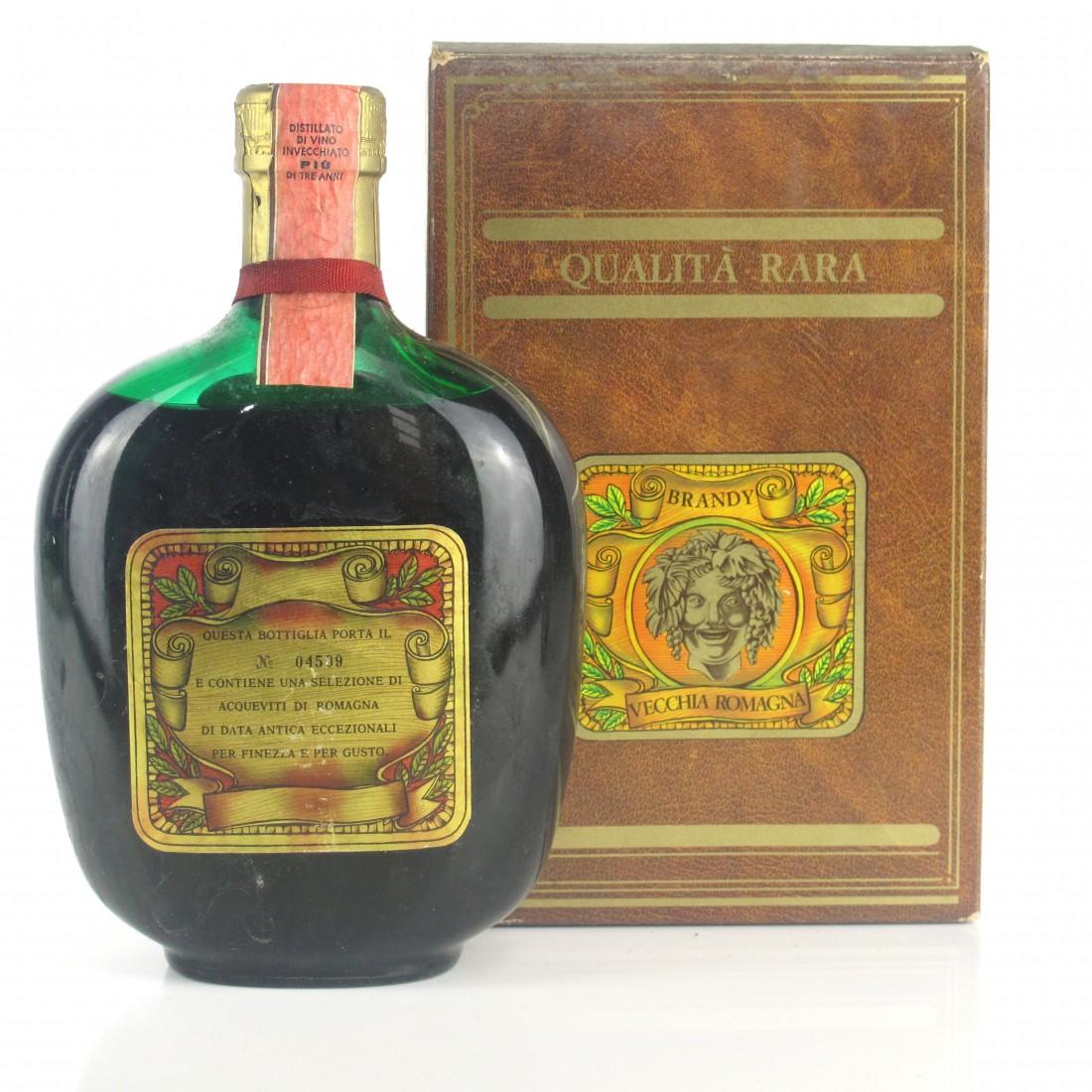Buton Vecchia Romagna Brandy 1970s