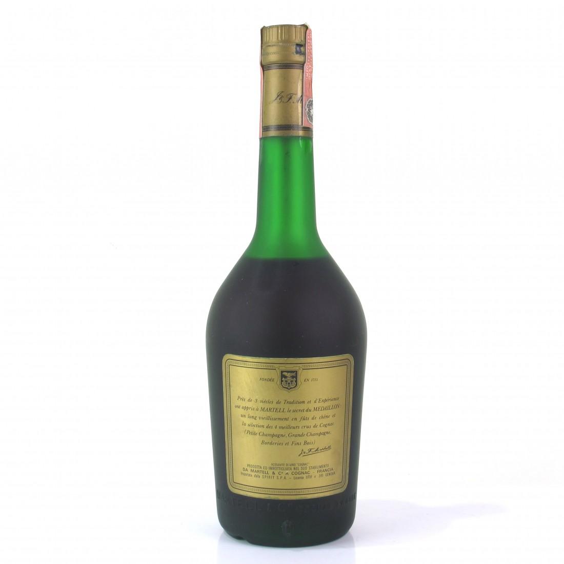 Martell Medaillon VSOP Cognac 1970s