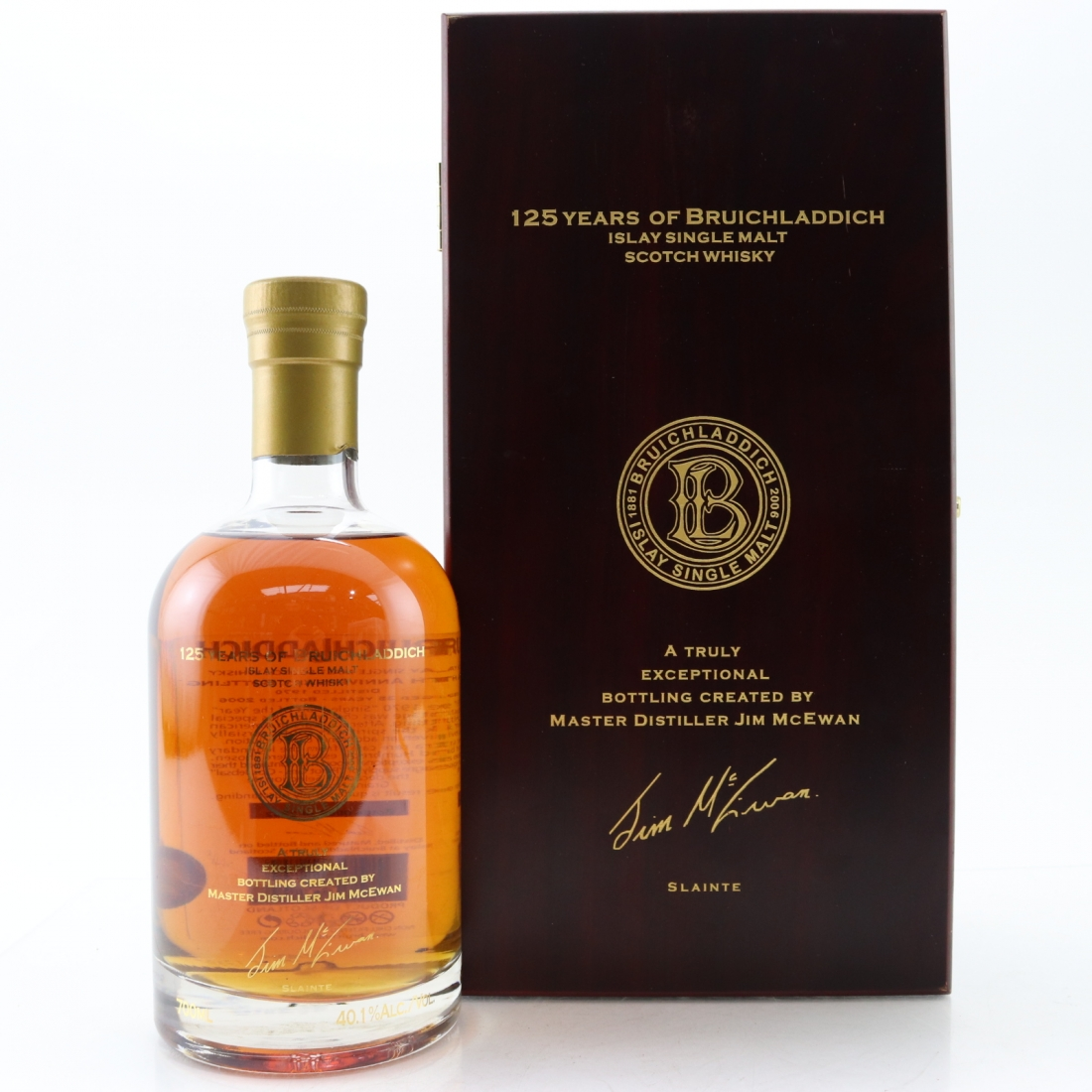 Bruichladdich 1970 35 Year Old 125th Anniversary
