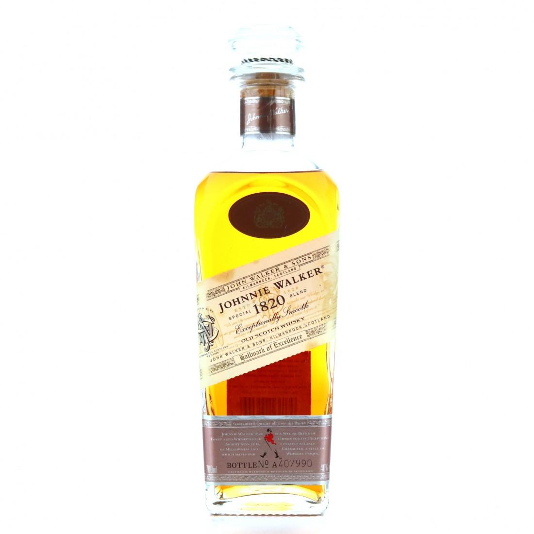 Johnnie Walker 1820