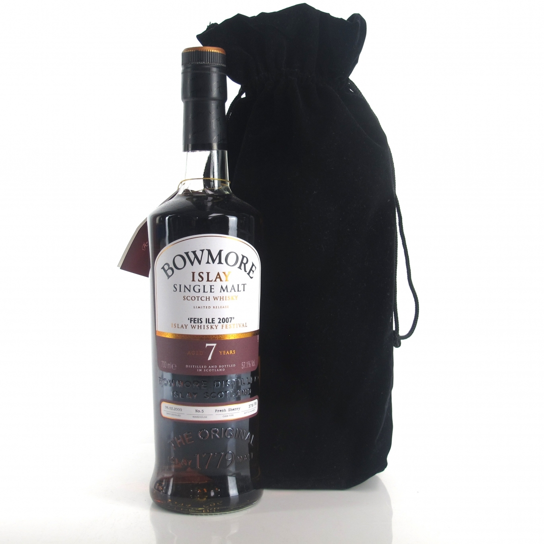 Bowmore 2000 Feis Ile 2007