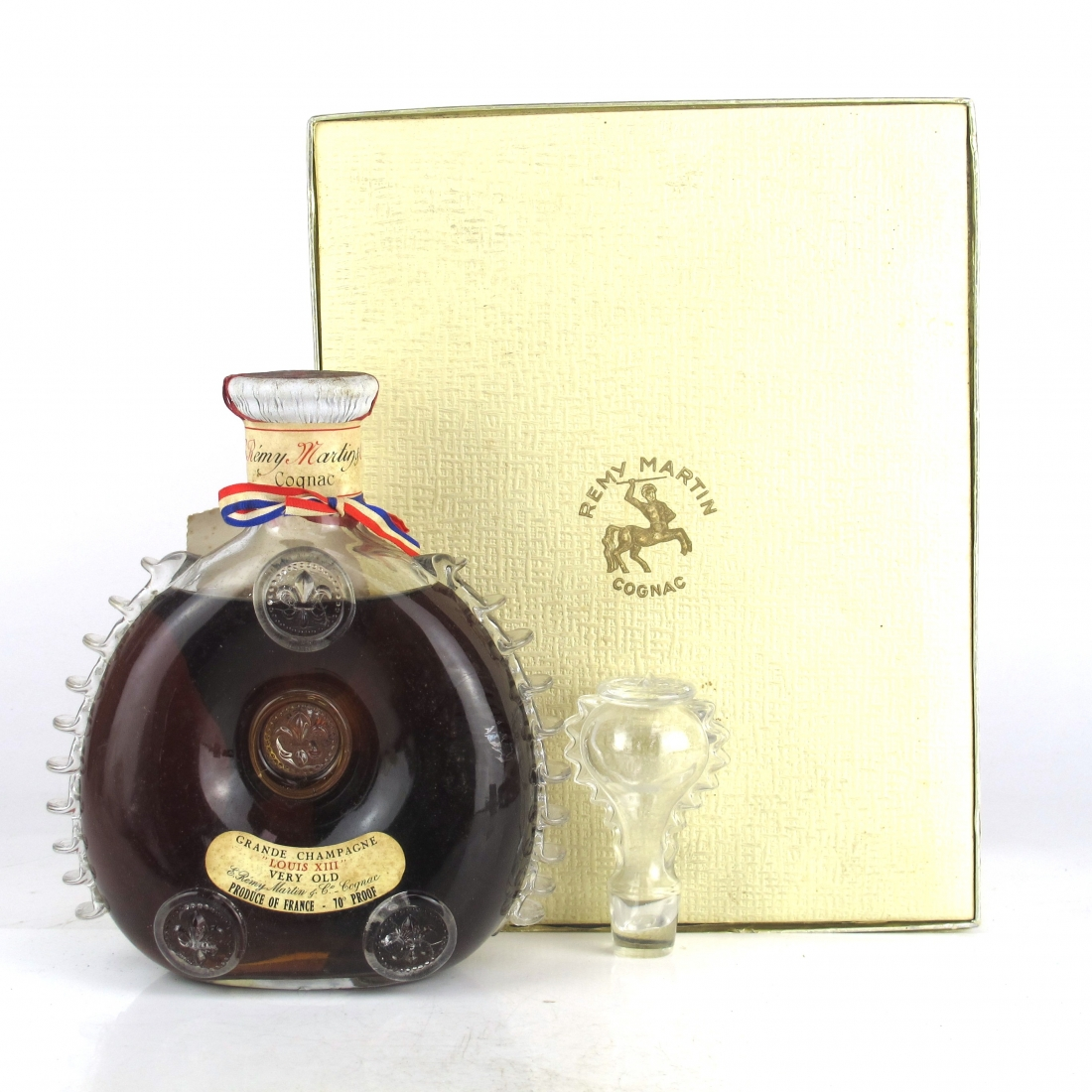 Remy Martin Louis XIII Very Old Cognac 1960s