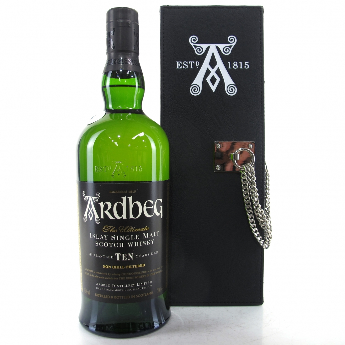 Ardbeg 10 Year Old / Chained Case