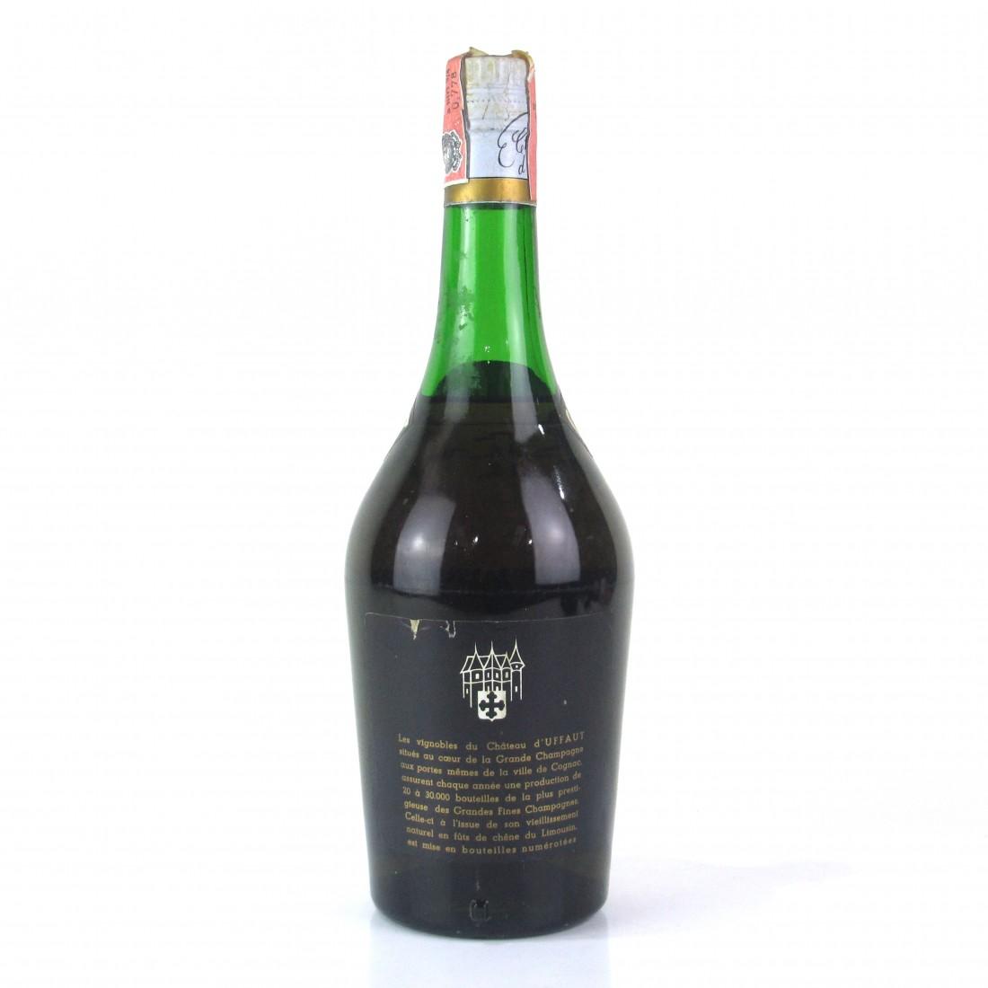 Chateau D'Uffaut Grande-Champagne Cognac 1970s