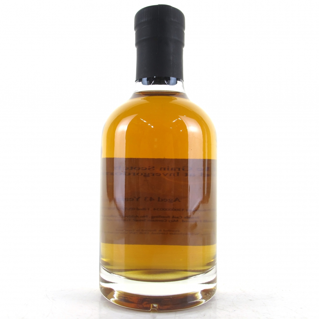 Invergordon 1973 Whisky Broker 43 Year Old 20cl