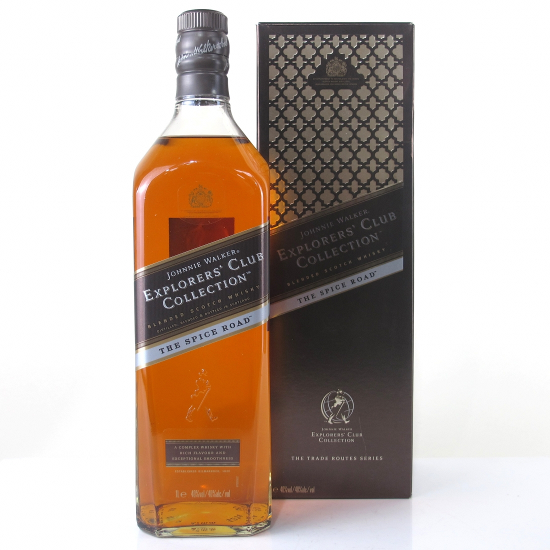 Johnnie Walker Explorer's Club The Spice Road 1 Litre