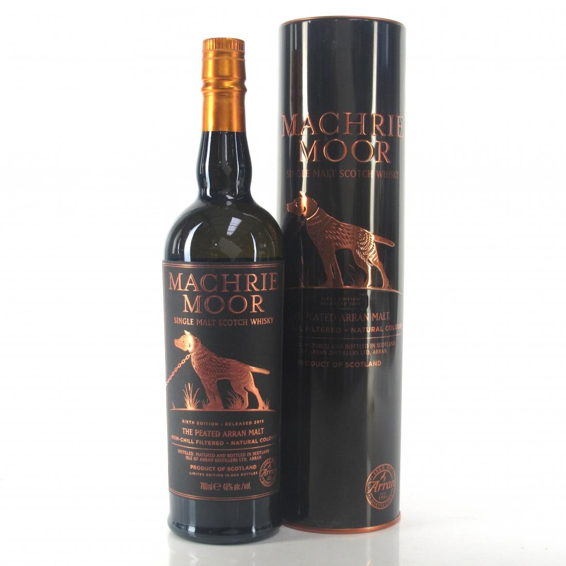 Arran Machrie Moor Sixth Edition