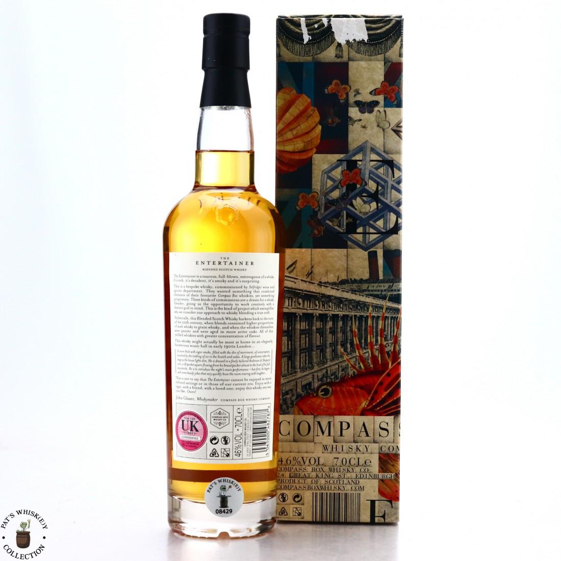 Compass Box The Entertainer / Selfridge's
