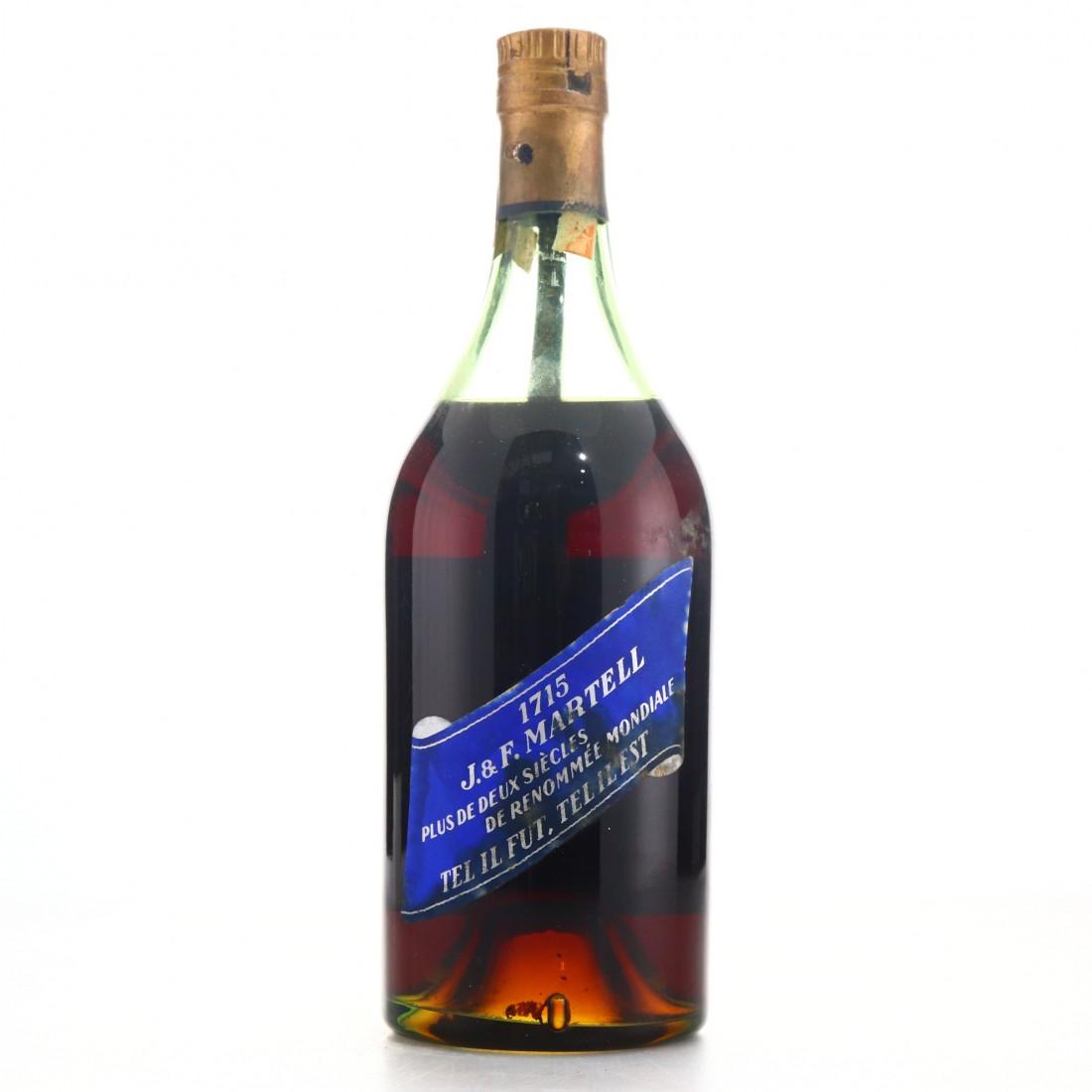 Martell Medaillon Fine Champagne 1960s
