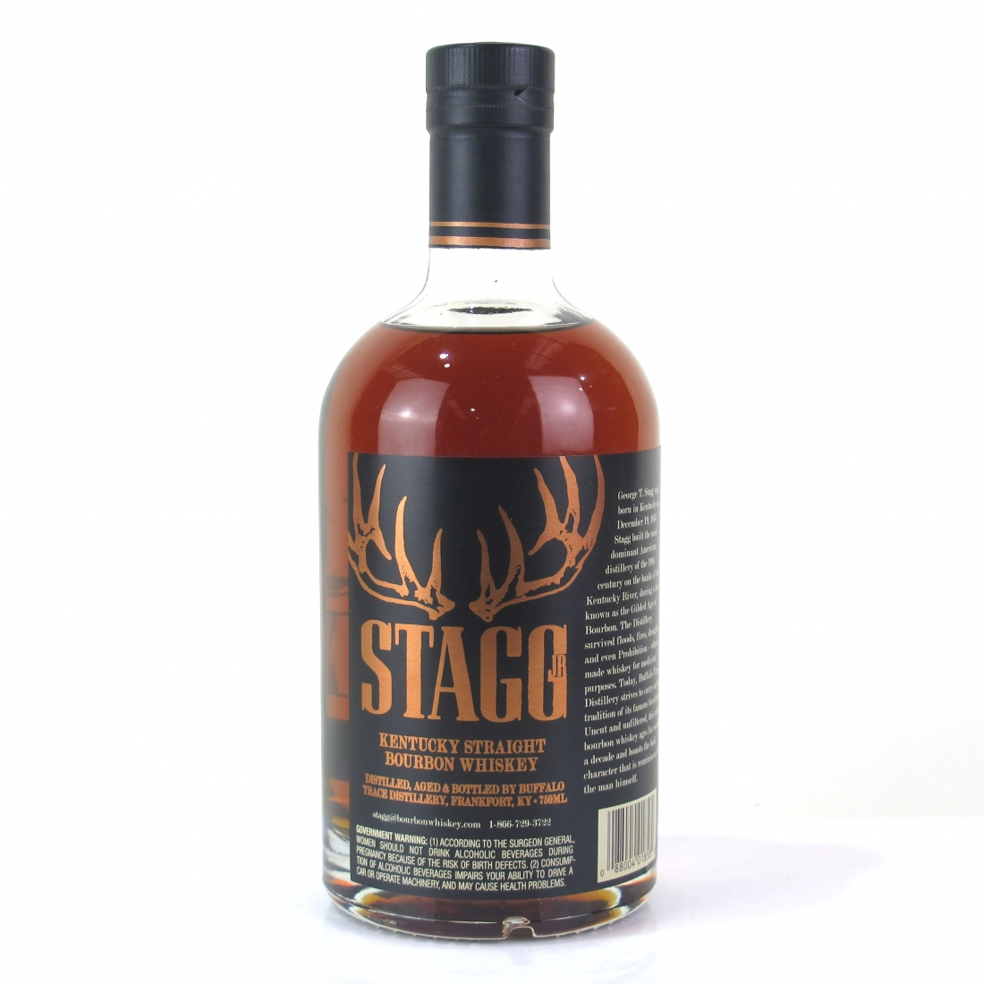 Stagg Jr Kentucky Bourbon Batch #009