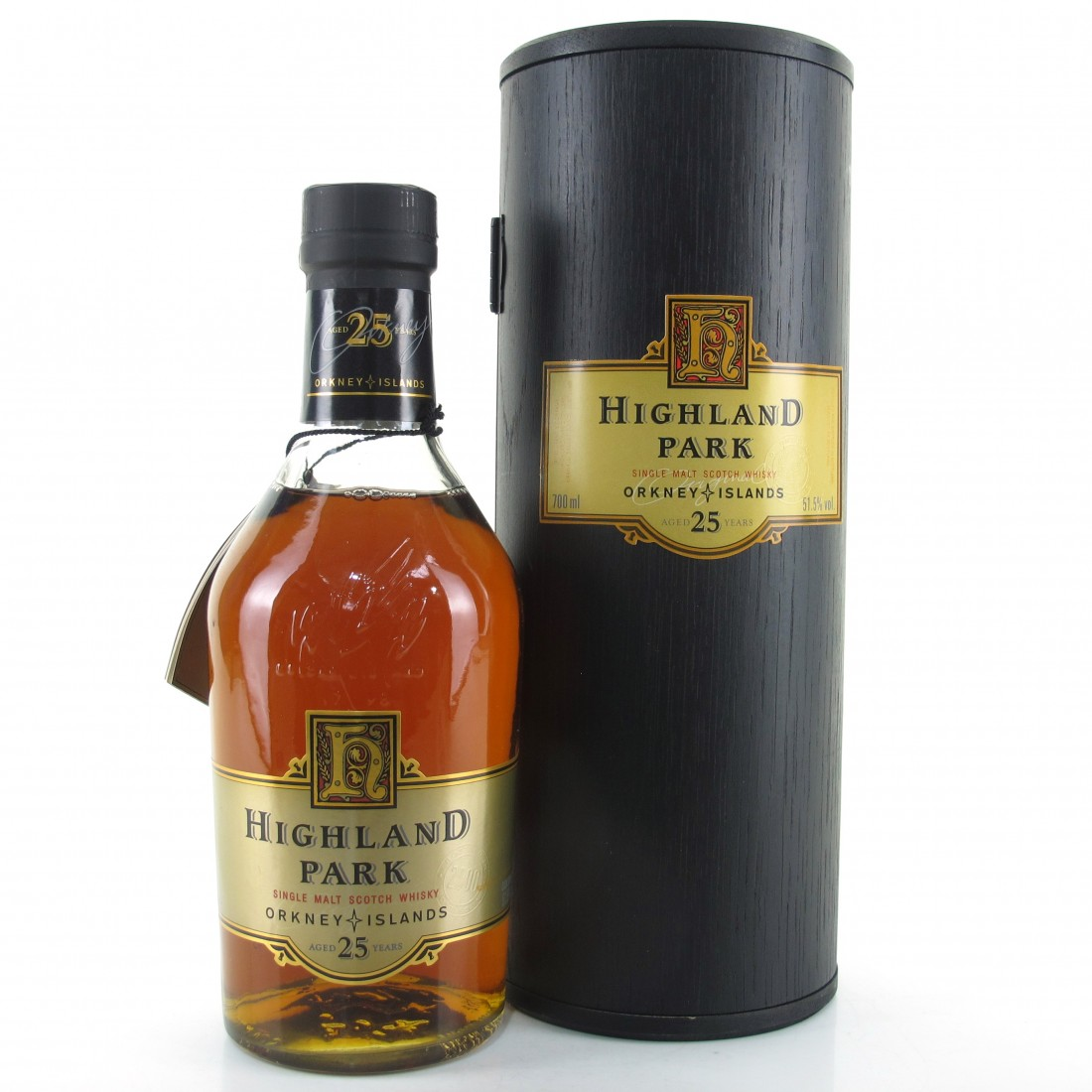 Highland Park 25 Year Old Cask Strength