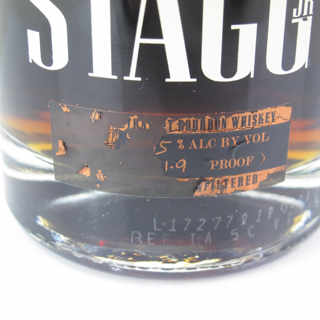 Stagg Jr Kentucky Bourbon Batch #009