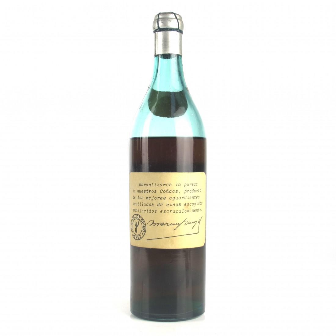 Valdespino Brandy 73cl circa 1930s/40s