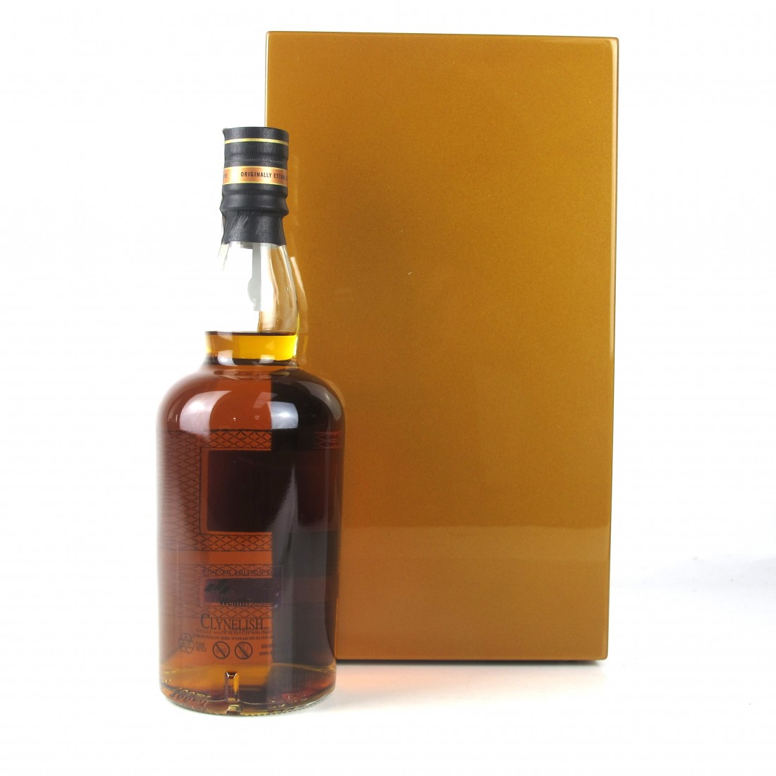 Clynelish 1973 Single Cask 41 Year Old / Wealth Solutions