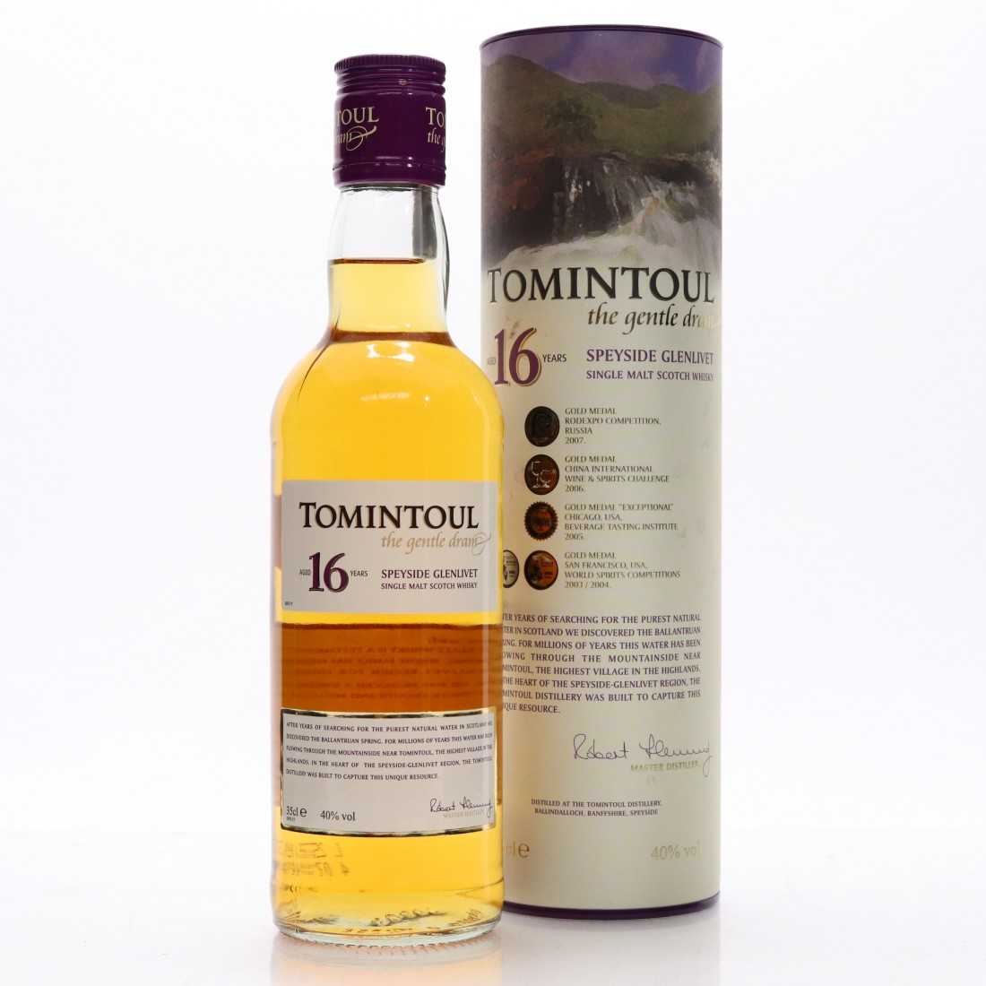 Tomintoul 16 Year Old 35cl