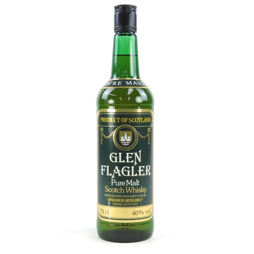 Glen Flagler Pure Malt 1990s