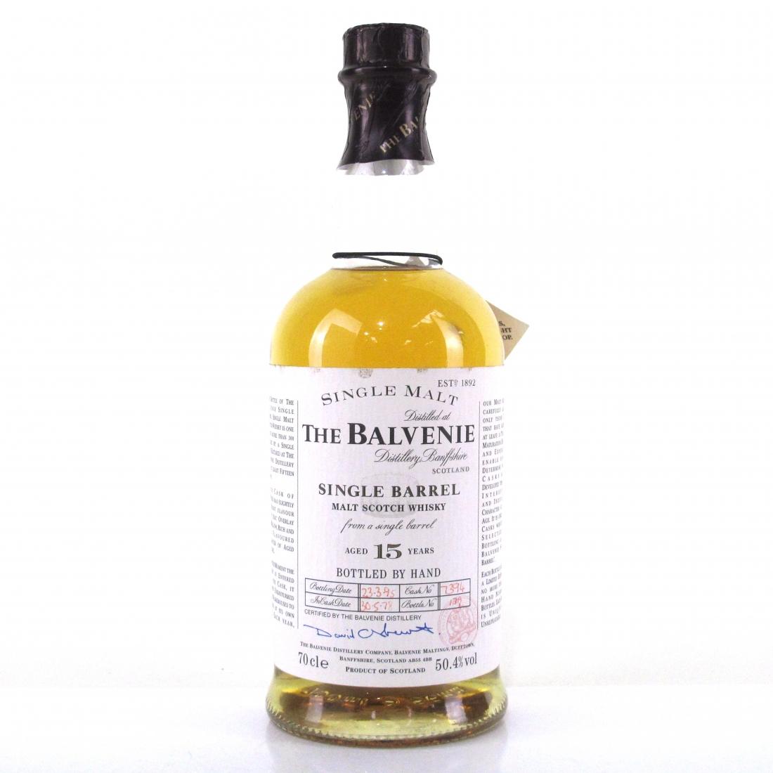 Balvenie 1978 Single Barrel 15 Year Old
