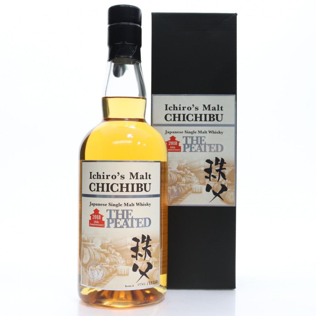 Chichibu Ichiro's Malt The Peated 2018 / 10th Anniversary
