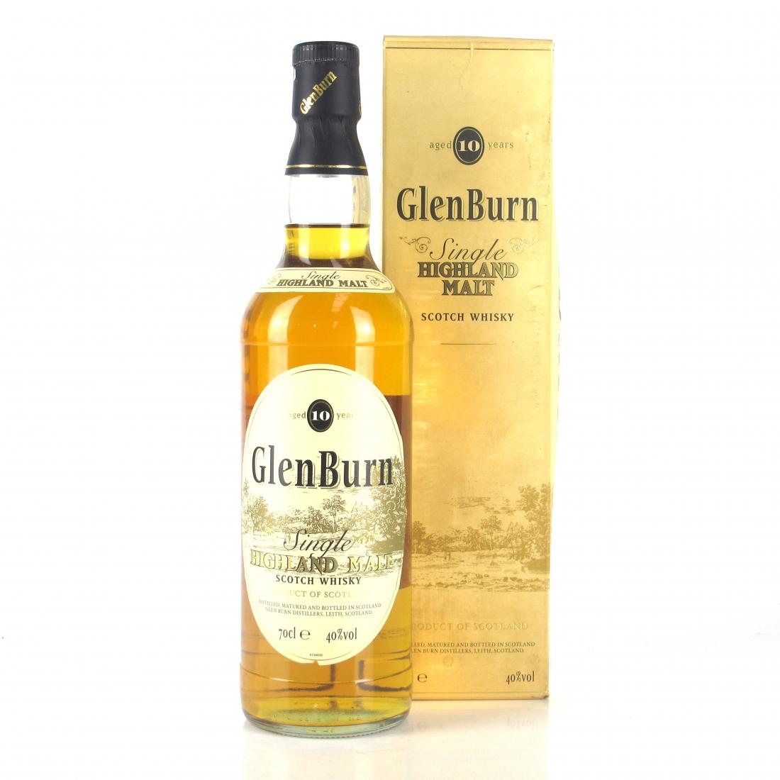 Glen Burn 10 Year Old