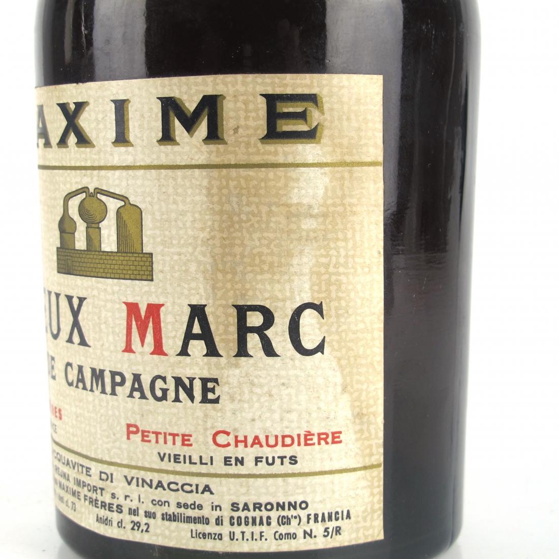 Maxime Vieux Marc de Campagne 1960s