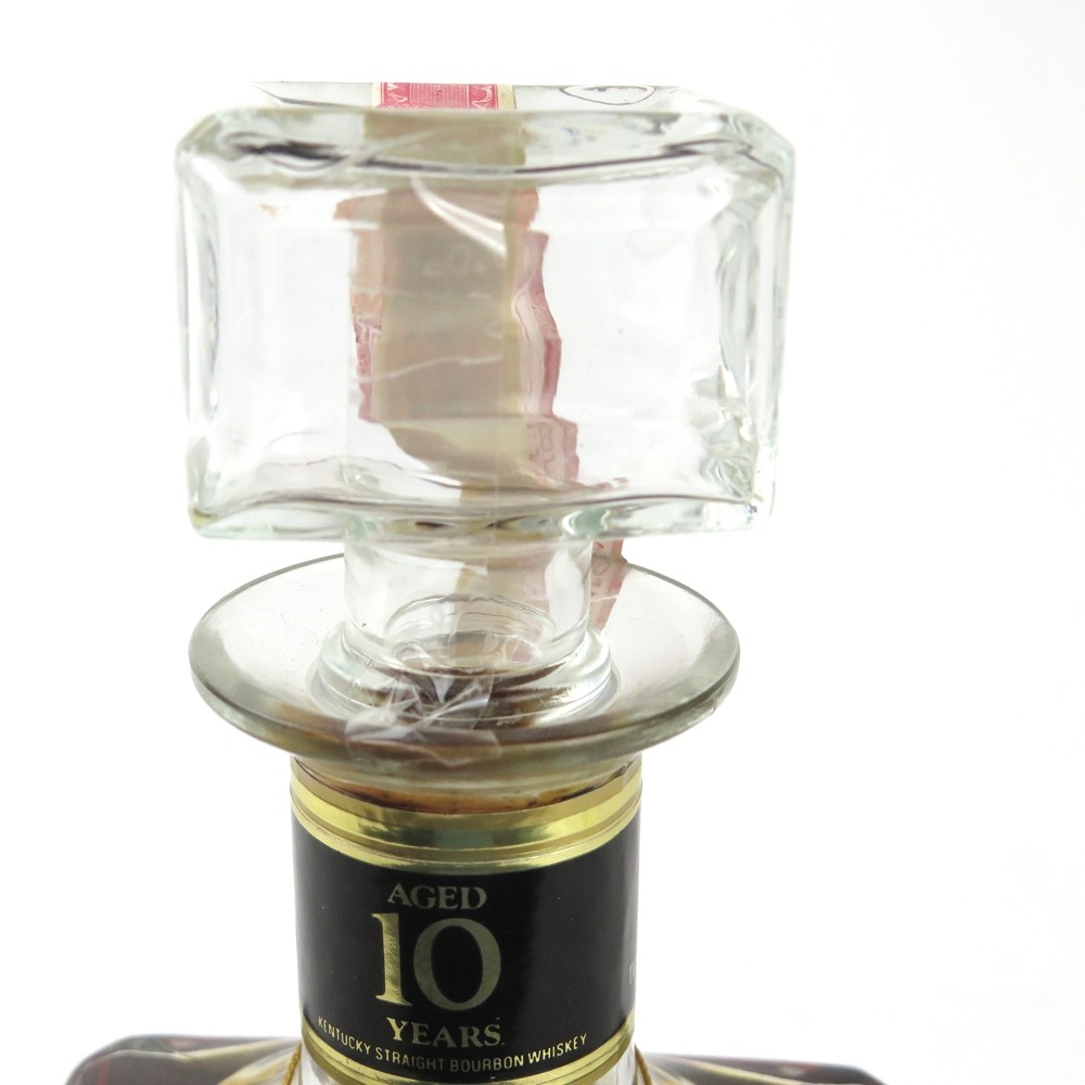 Old Fitzgerald 101 Proof 10 Year Old Circa 1980s / Loose Stopper