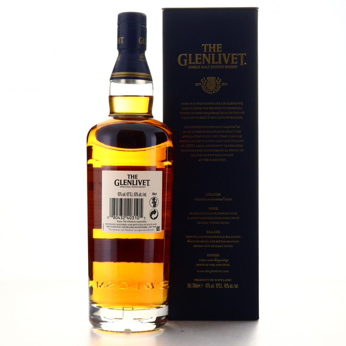 Glenlivet 18 Year Old