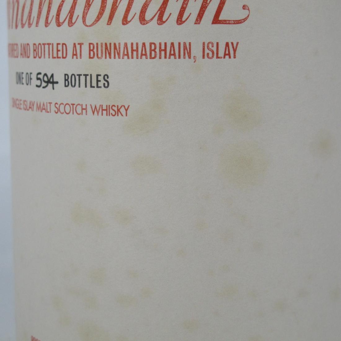 Bunnahabhain 1965 Single Cask 35 Year Old