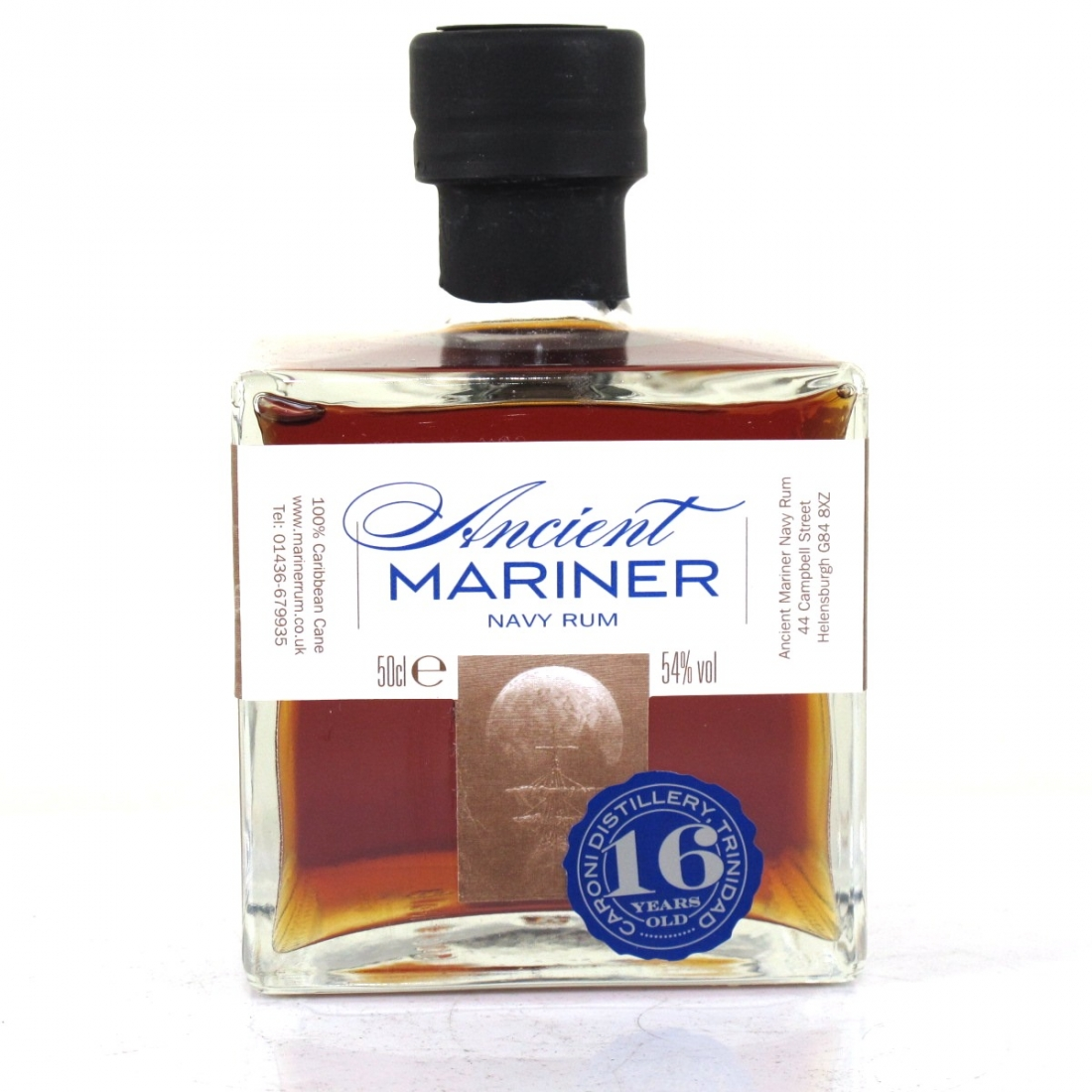 Caroni Ancient Mariner 16 Year Old Navy Rum