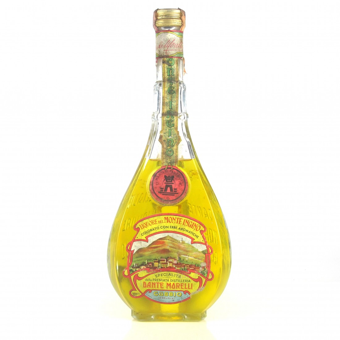 Dante Marelli Liquore del Monte Ingino 1960s